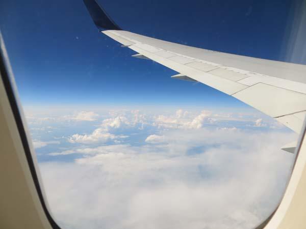 Ueber den wolken.......