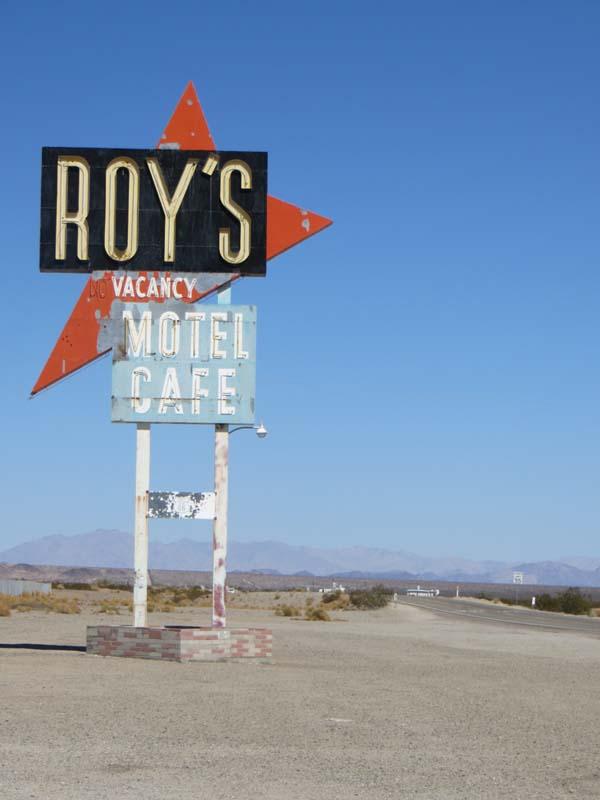Roys Cafe