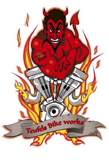 Ride with the Devils!